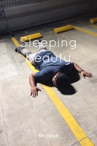 Sleeping beauty Mr.bean