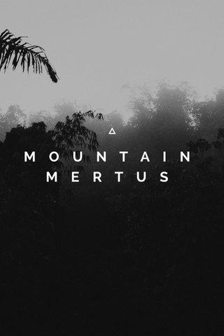 MOUNTAINMERTUS