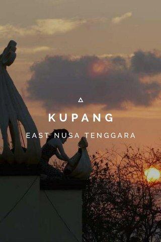 KUPANG EAST NUSA TENGGARA