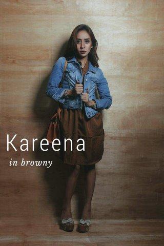 Kareena in browny