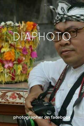 DIAPHOTO photographer on facebook