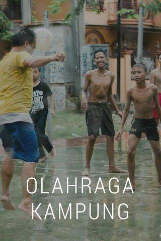 OLAHRAGA KAMPUNG