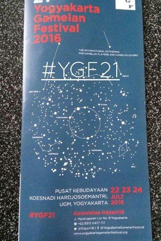#YGF21