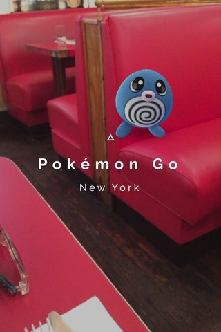 Pokémon Go New York