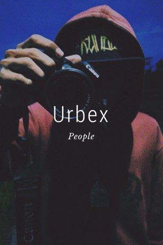 Urbex People