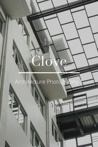 Clove Architecture Photography 1