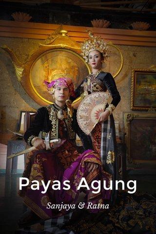 Payas Agung Sanjaya & Ratna