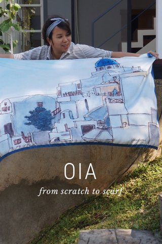 OIA from scratch to scarf