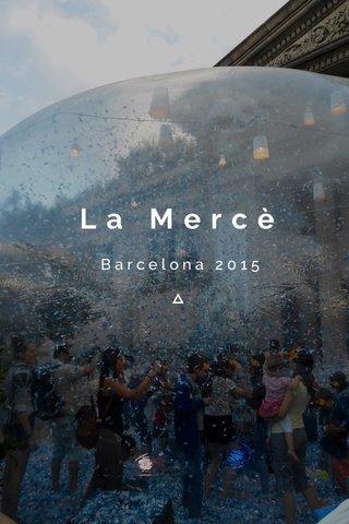 La Mercè Barcelona 2015