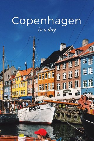 Copenhagen in a day