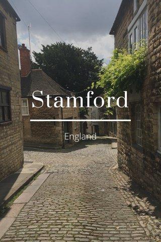 Stamford England