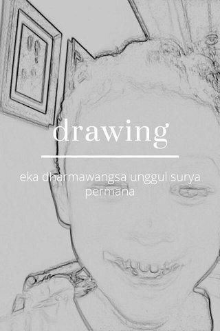 drawing eka dharmawangsa unggul surya permana