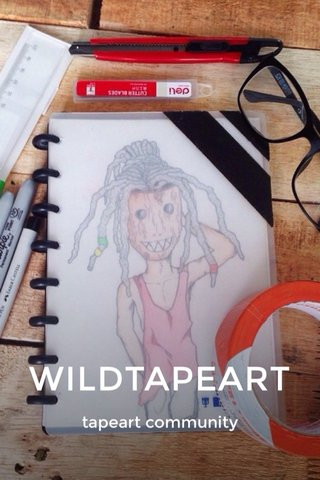 WILDTAPEART tapeart community