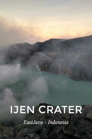 IJEN CRATER EastJava - Indonesia