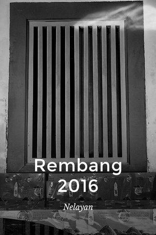 Rembang 2016 Nelayan