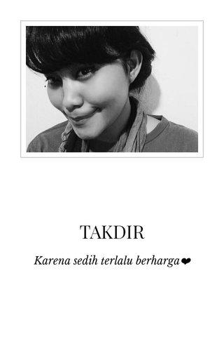 TAKDIR