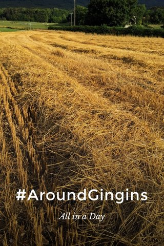 #AroundGingins All in a Day