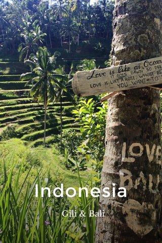 Indonesia Gili & Bali