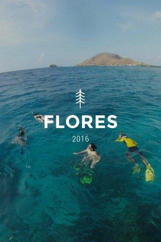 FLORES 2016