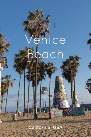 Venice Beach California, USA