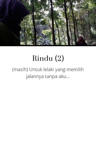 Rindu (2)