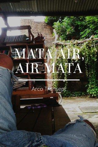 MATA AIR, AIR MATA Arco Transept