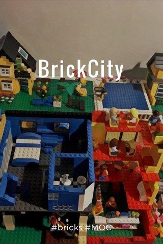 BrickCity #bricks #MOC