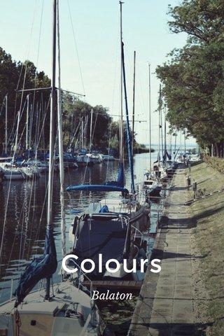 Colours Balaton