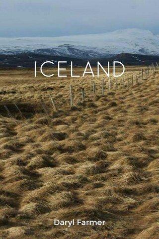 ICELAND Daryl Farmer