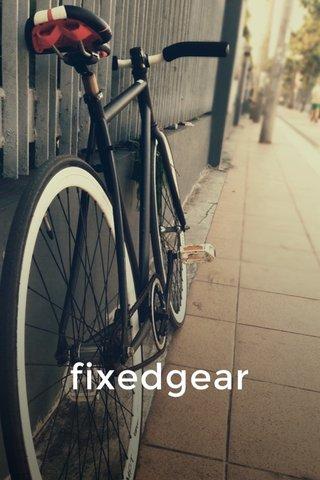 fixedgear
