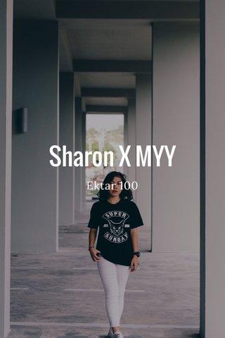 Sharon X MYY Ektar 100