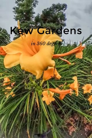 Kew Gardens in 360 degrees