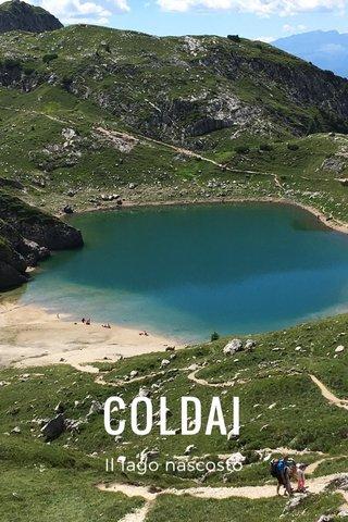 COLDAI Il lago nascosto