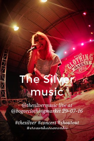 The Silver music @thesilvermusic live at @bogorclothingmarket 29-07-16 #thesilver #concert #shoutout #stagephotography #bogorclothingmarket #bestoftheday #bogorclothingmarket2016 #music #concertphotography #stageid #stageid_bdg #musicphotography #instastageid #bandung #stellerid #stellerstories #stagesteller #stagephotography