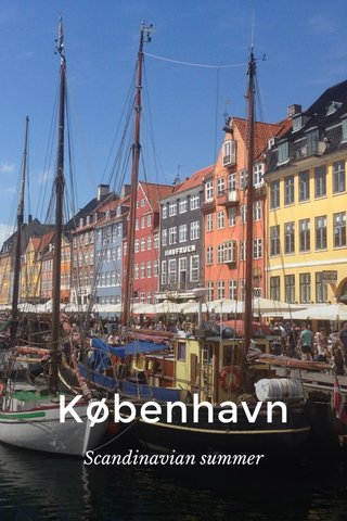 København Scandinavian summer