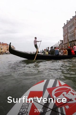 Surfin'Venice 2016