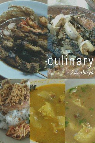 culinary Surabaya