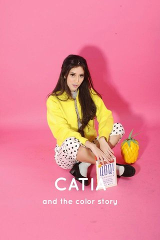 CATIA and the color story