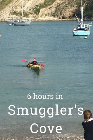 Smuggler's Cove 6 hours in