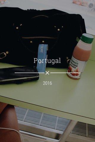 Portugal 2016