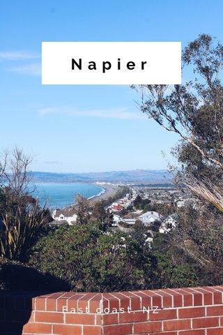 Napier East coast, NZ
