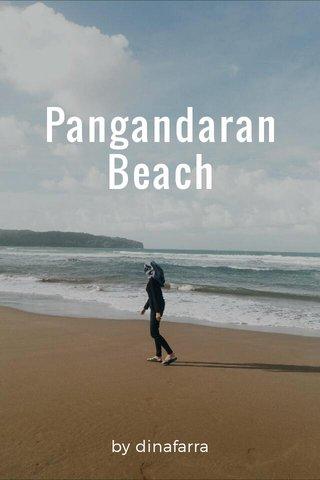 Pangandaran Beach by dinafarra