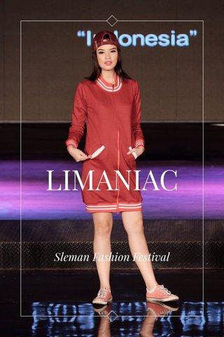 LIMANIAC Sleman Fashion Festival