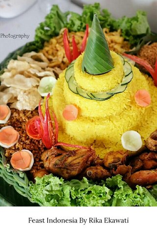 Feast Indonesia By Rika Ekawati
