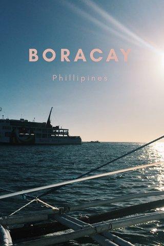 BORACAY Phillipines