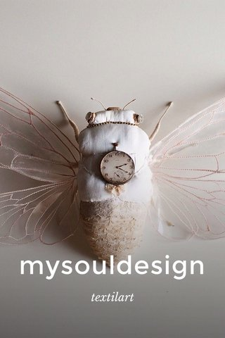 mysouldesign textilart
