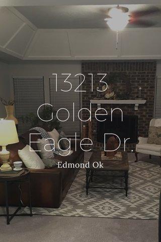13213 Golden Eagle Dr. Edmond Ok