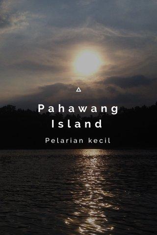Pahawang Island Pelarian kecil