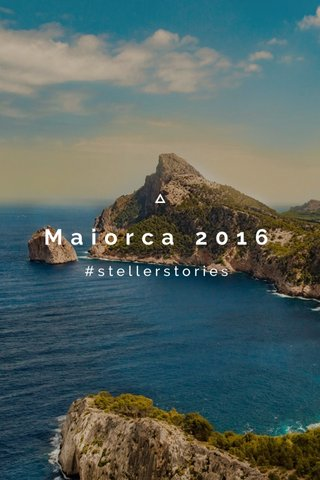 Maiorca 2016 #stellerstories