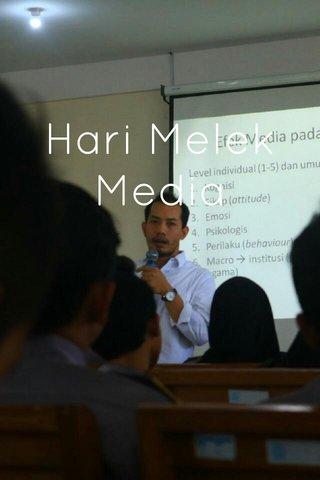 Hari Melek Media